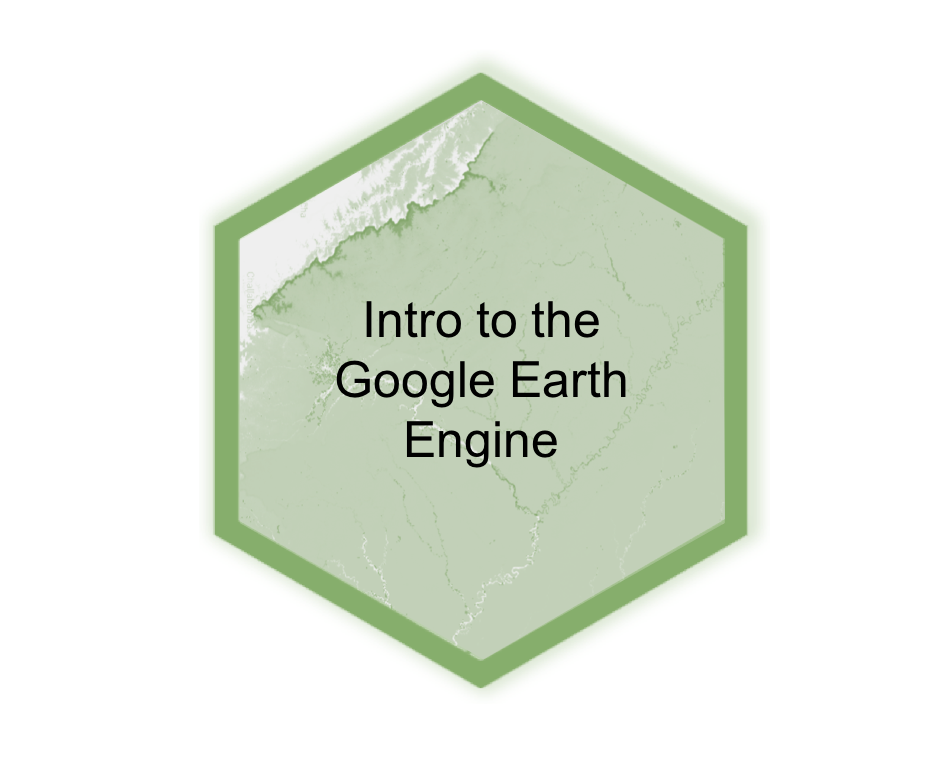 Earth Engine hex logo