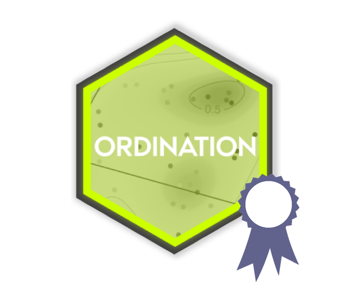 Ordination hex logo
